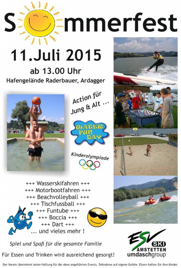 ESV Sommerfest 2015