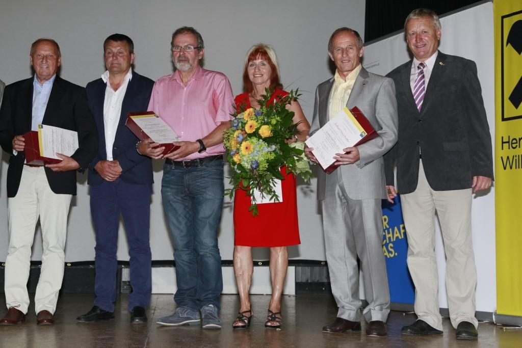 Verleihung Ehrenmitgliedschaft